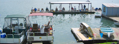 boat rentals on mineral lake