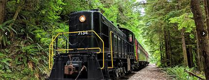 Mt. Rainier Railroad photo